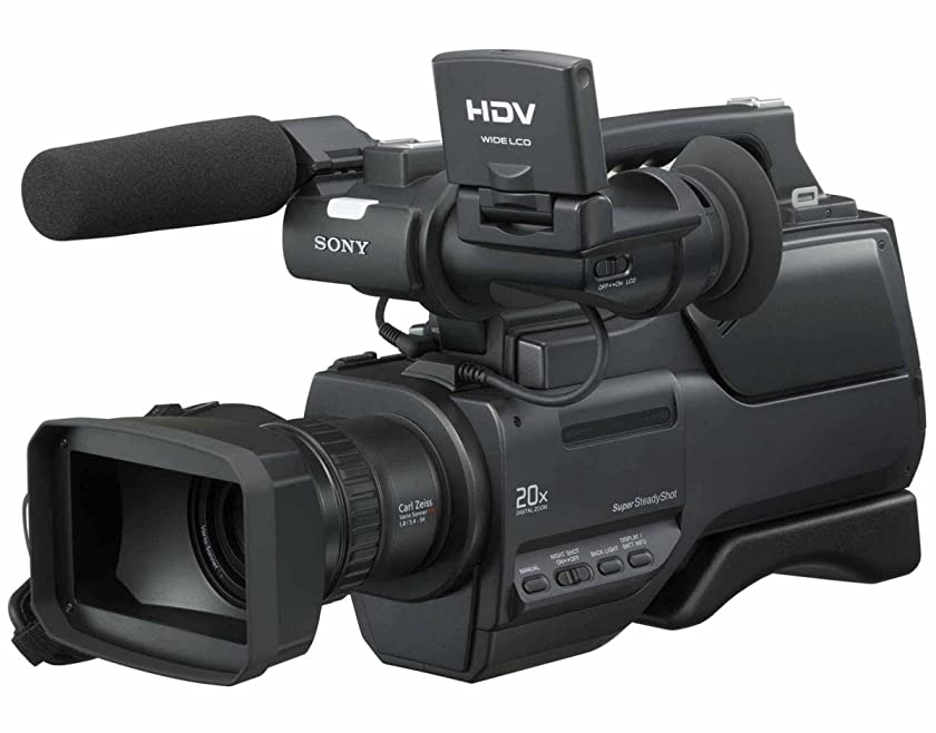 Sony HVR-HD1000U MiniDV 1080i High Definition Camcorder with 10x Optical Zoom (Discontinued by Manufacturer)