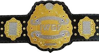 IWGP Heavyweight Championship Title Belt Gold Plated Replica Adult Size