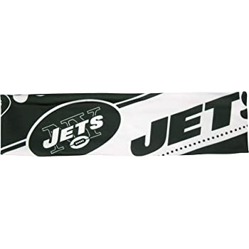 New York Jets Elastic Headbands