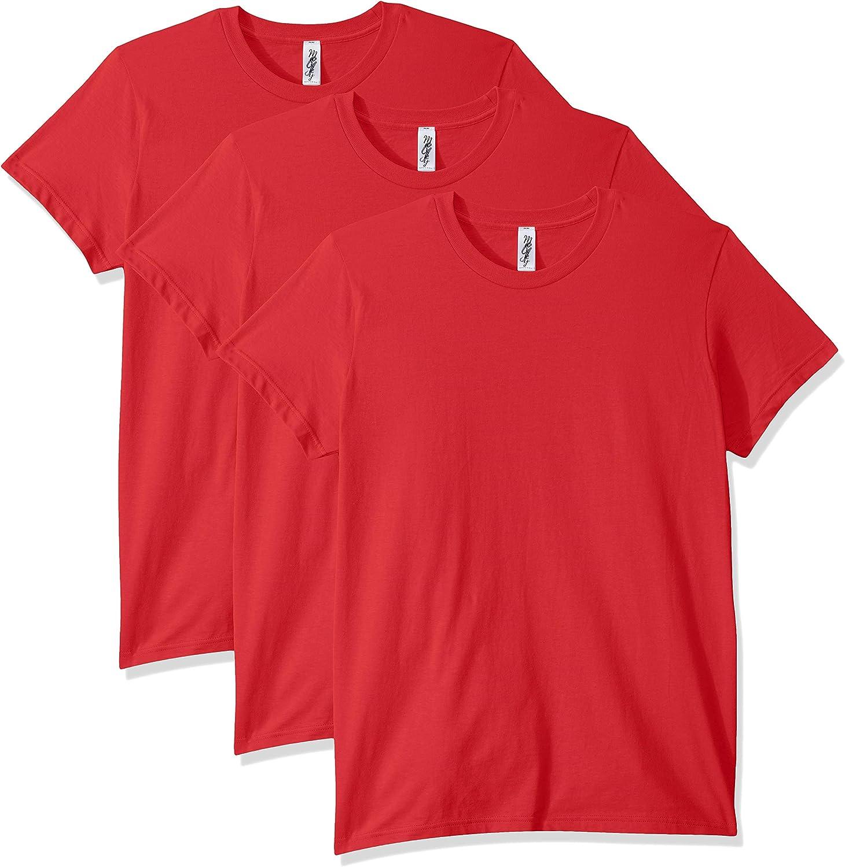 Marky G Apparel Women's Fine Bombing new work Jersey Pack El Paso Mall T-Shirt 3 Sleeve Short