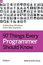 Best 97 things every programmer should know ebook Reviews