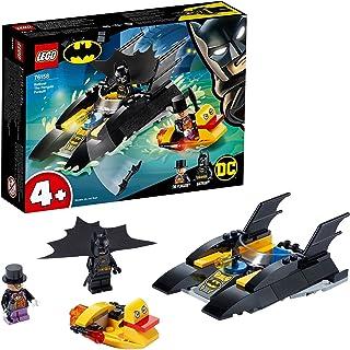 LEGO DC Pościg Batłodzią za Pingwinem 76158 (54 elementów)