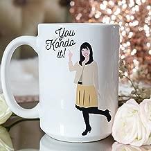 Tea Mug, You Kondo It Marie Kondo Mug 15Oz Large Mug