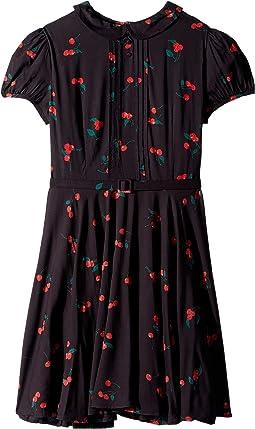 Cherry-Print Dress (Big Kids)