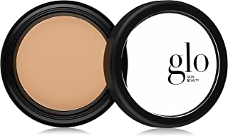Glo Skin Beauty Oil Free Camouflage Concealer in Natural | Correct and Conceal Pimples, Scars, and Dark Spots | 4 Shades
