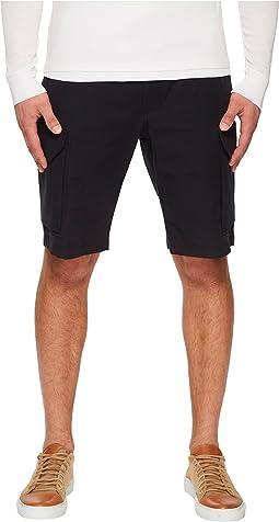 Vince - Drawstring Cargo Shorts