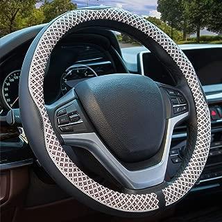 Best 16.5 steering wheel cover Reviews