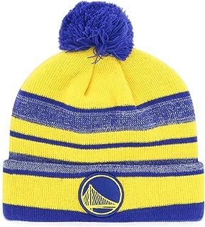 OTS NBA Men's Huset Cuff Knit Cap with Pom