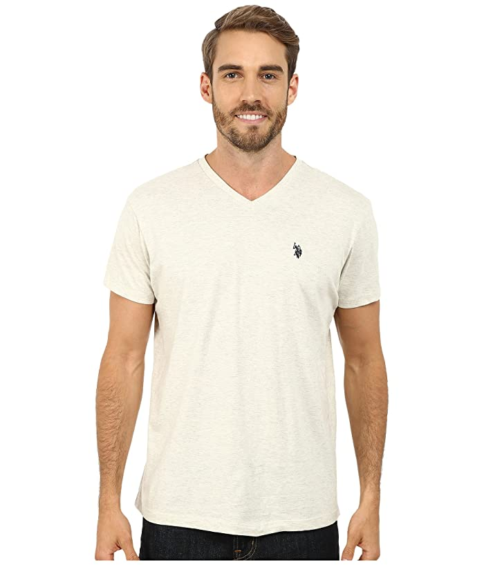 U.S. POLO ASSN. V-Neck Short Sleeve T-Shirt