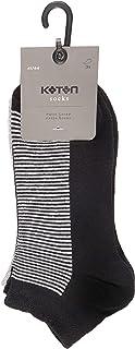 Koton Erkek Corap Çorap, Siyah (Siyah 999), Tek Ebat (Üretici Ölçüsü: T)