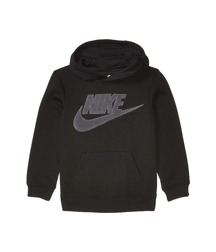 Nike Kids Logo Fleece Pullover Hoodie (Little Kids) | 6pm