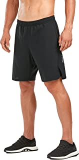 2XU Men's Training 2 in 1 Compression 9 Inch Shorts