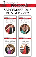 Harlequin Presents September 2013 - Bundle 2 of 2: An Anthology (English Edition)