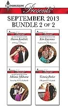 Harlequin Presents September 2013 - Bundle 2 of 2: An Anthology