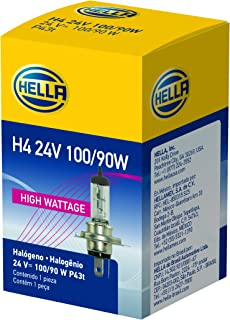 مصباح هيلا ديزاين High Wattage - 100/90W H4 24V 100/90W