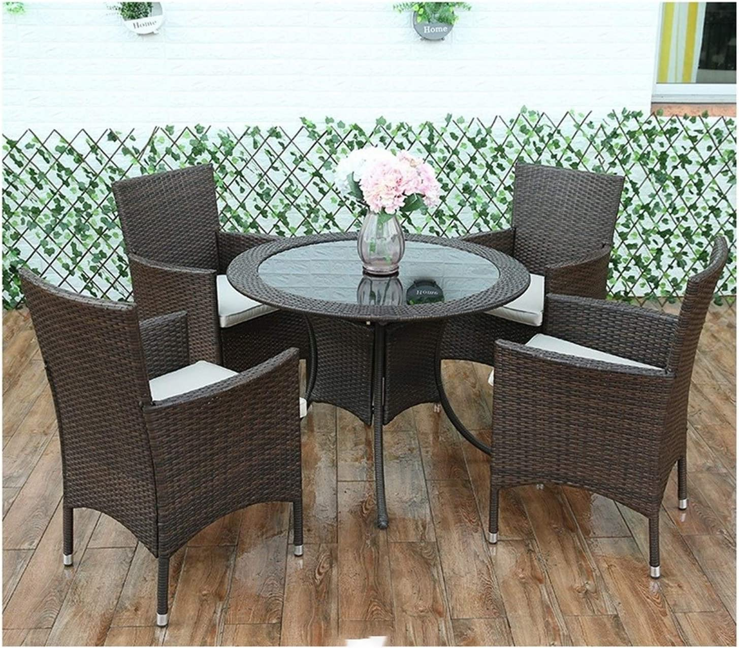 Patio Dining Set Outdoor favorite Furniture 4 years warranty with Furnitu