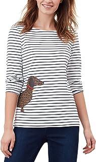 Joules Dames Harbour Print T-Shirt