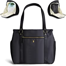 Breast Pump Tote Bag, fits Spectra – Elegant and Practical Designer Handbag, Makes Pumping Easier for Busy Moms – Idaho Jones – Ellerby