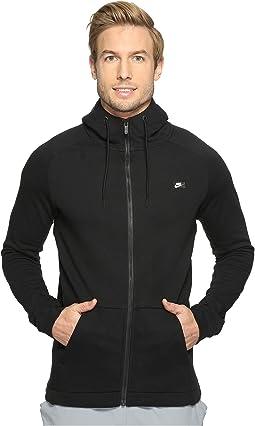Sportswear Modern Full-Zip Hoodie