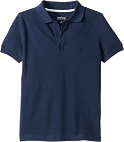Cotton Pique Polo (Little Kids/Big Kids)