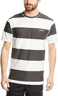 O'Neill 男士制备皮肤短袖 - 黑色 AOP,M 码