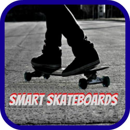Smart Skateboards