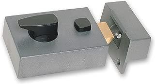 Sterling NLG101 Standard Deadlocking Nightlatch - Grey