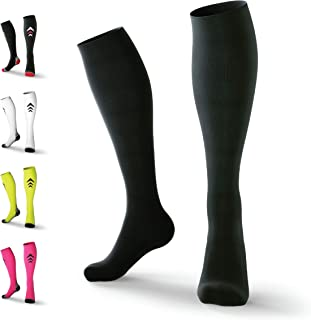 Rymora Compression Socks (Cushioned, Graduated Compression,
