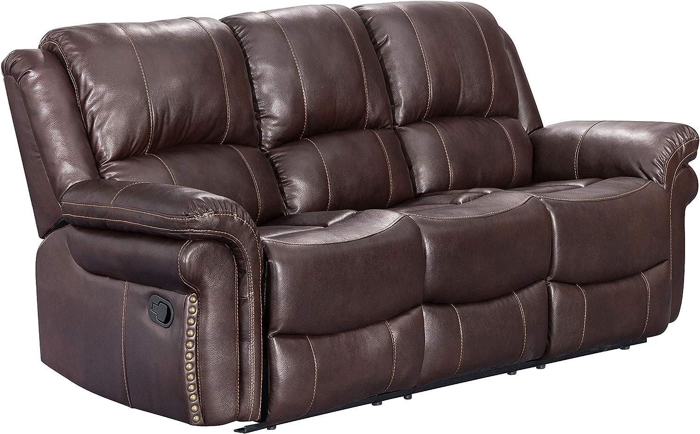 Challenge the lowest price Sunset Trading Glorious Sale price Dual Reclining Sofa SU-GL-U9521S