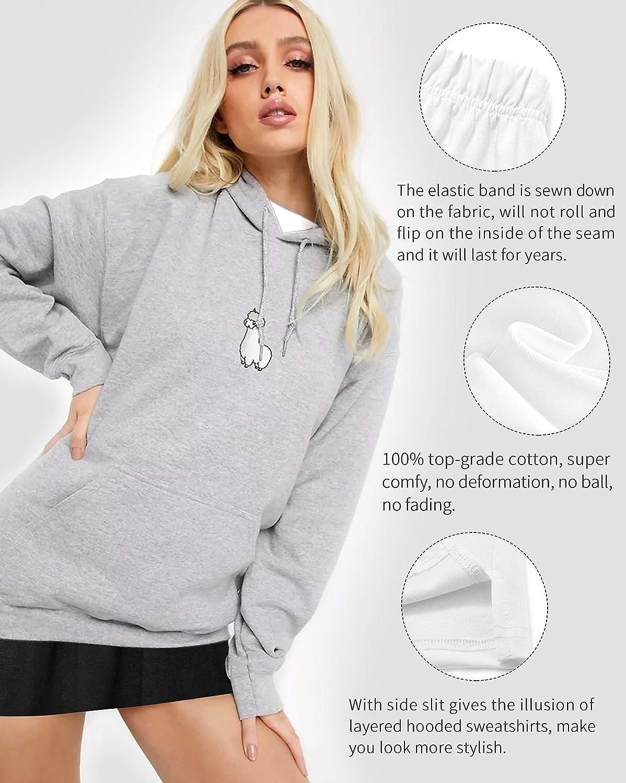 Unisex 100/% Cotton Shirt Extender Half Slip for Sweatshirts