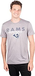 Ultra Game NFL Men's Active Tee Shirt
