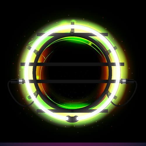Neon Glow In Dark Two
