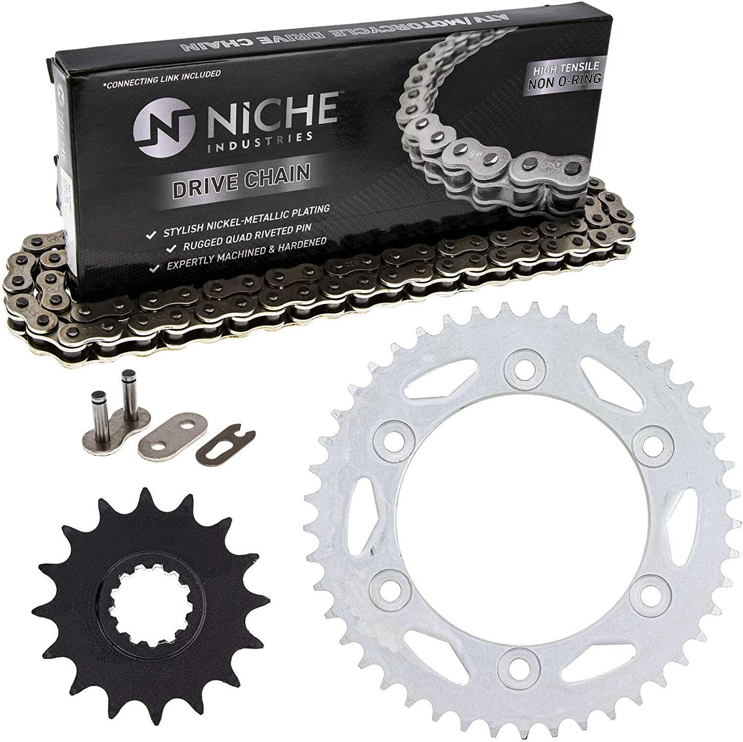 IMS 1 Set of Free Shipping New Sprocket Chain with Compatible Honda wholesale 16 CBR600F4 4