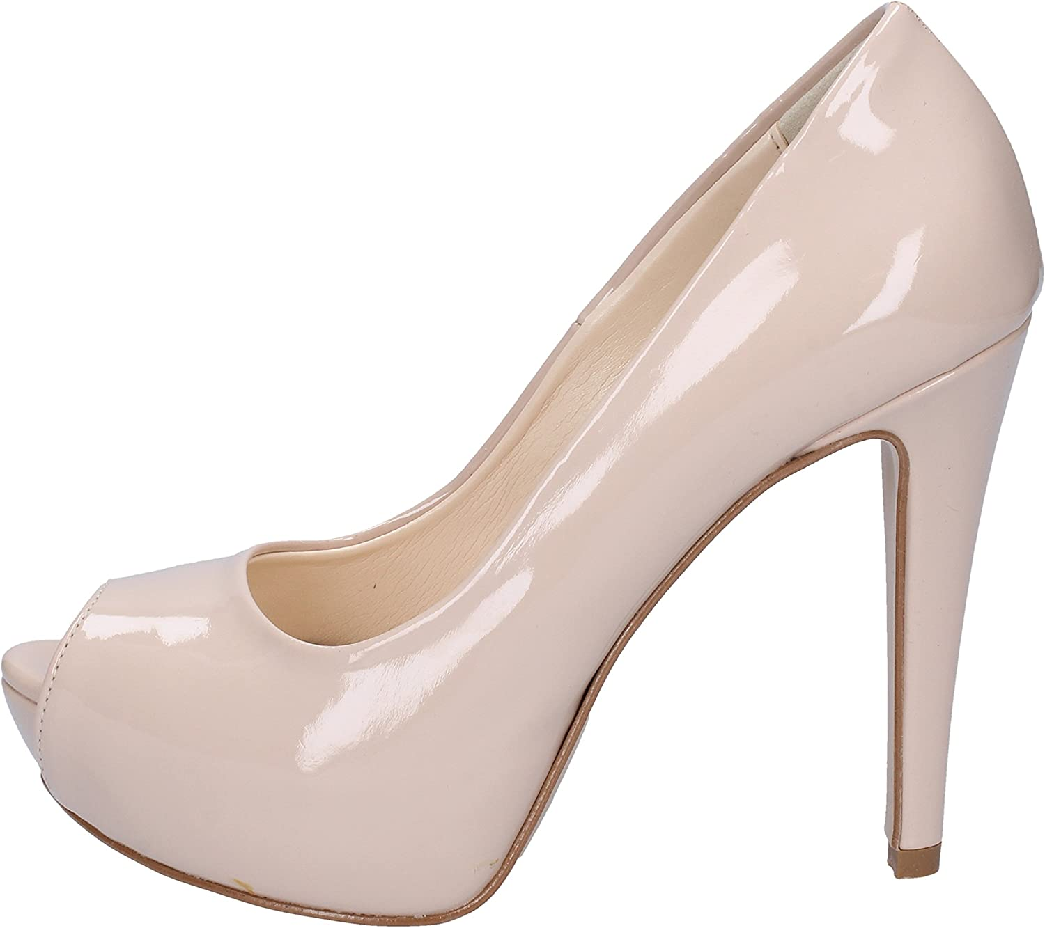 OLGA RUBINI Pumps-shoes Womens Beige