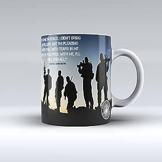 General James Mattis Coffee Mug USMC Coffee Mug 15OZ