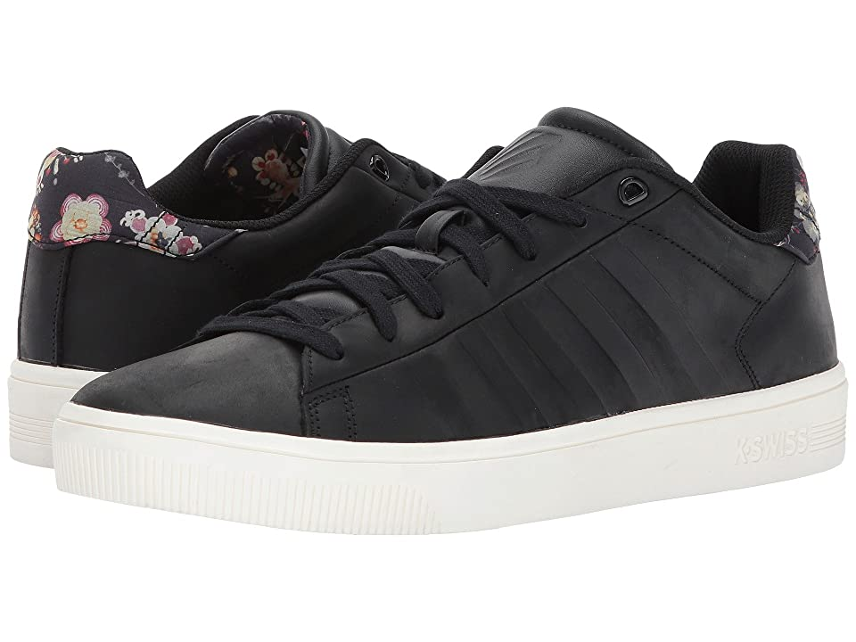 K-Swiss Court Frasco Liberty (Black/Marshmallow) Men