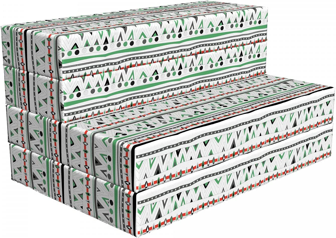 Ambesonne Tribal Selling Foldable Mattress 74. All stores are sold Traditional Boho Hippie