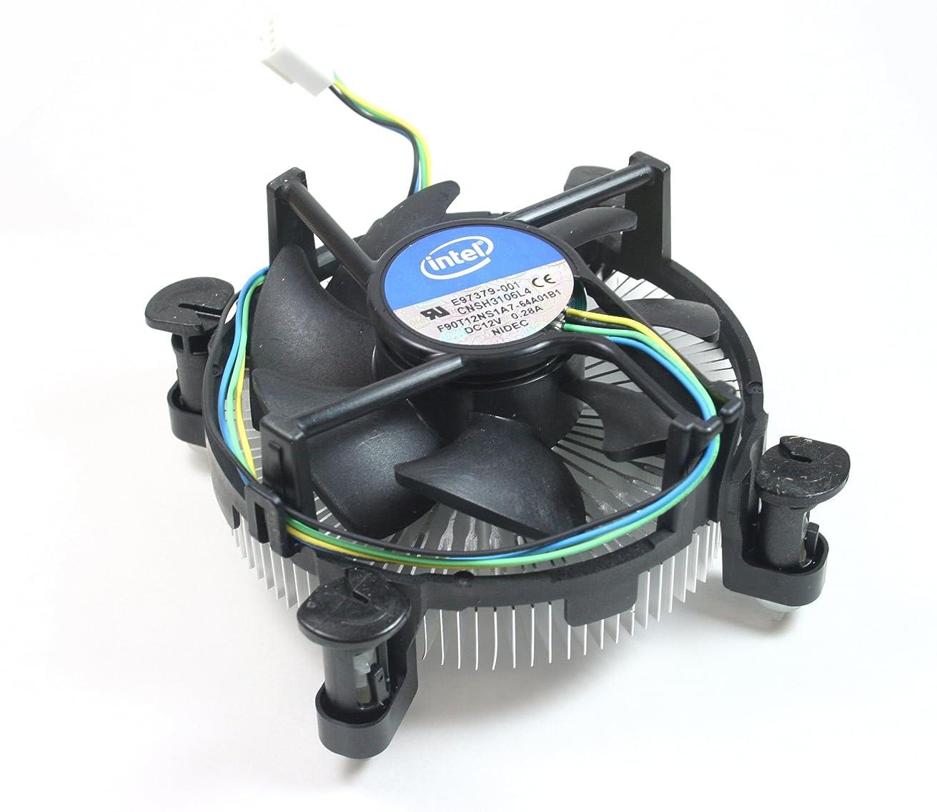 INTEL CPU Cooler with Heatsink E97379-001 3.5in C LGA Heatsink 1155-1156