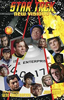 Star Trek: New Visions Volume 1