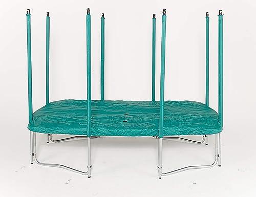 encuentra tu favorito aquí France France France Trampoline Funda de Projoección para Cama elástica Rectangular 300 400-500cm  diseño único