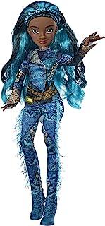 Disney Descendants Uma Fashion Doll, Inspired by Descendants 3, Brown