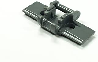 New Lego Dark Bluish Gray Technic, Link Tread Wide with Two Pin Holes (x50)