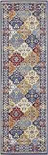 """Nourison Grafix Persian Multicolor 2'3"""" x 7'6"""" Area Rug, (8' Runner)"""