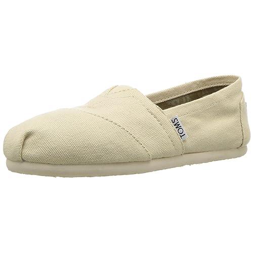 16e3037d444 TOMS Women s Classic Canvas Slip-On Shoe