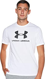 Under Armour Mens SPORTSTYLE LOGO SS TEES AND T-SHIRTS