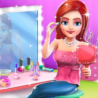 Top Girl Fashion Beauty Salon: Spa, Dress Up & Makeover