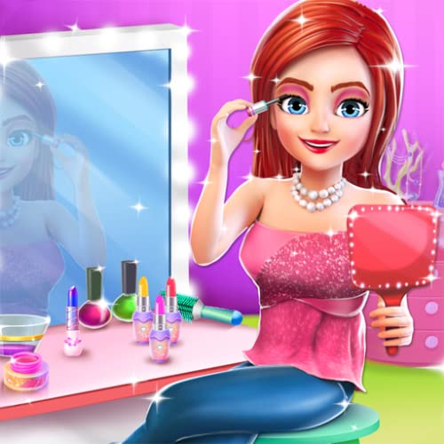 Top Girl Fashion Beauty Salon: Spa, Dress Up & Makeover