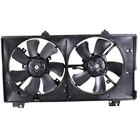 Garage-Pro Cooling Fan Assembly for MAZDA 6 2003-2008 Dual 3.0L