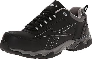 حذاء العمل بيمر للرجال من ريبوك RB1062، حذاء سلامة رياضي بخاصية اي اتش للامان من الخطر الكهربائي