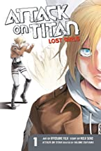 Best attack on titan lost girls the manga 1 Reviews